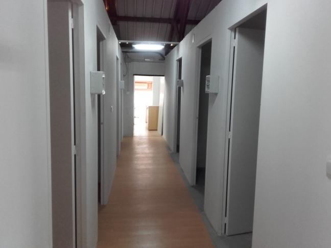 19 Distribución boxes planta piso