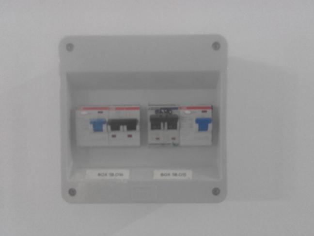cuadro acceso electrico 2 boxes a