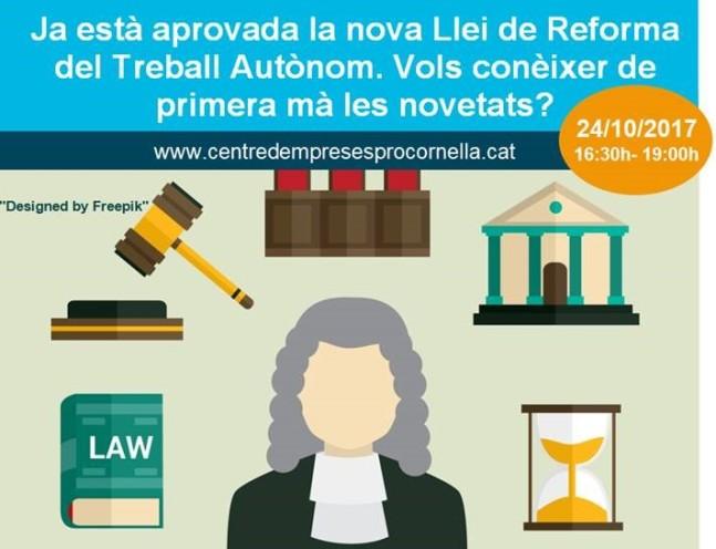 Nova Llei reforma del treball autonomo